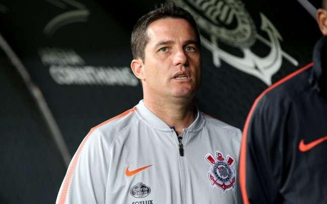 Treinador do Corinthians vive sob intensa pressão por parte da torcida (Luis Moura / WPP)