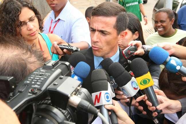 Zanone Manoel de Oliveira Júnior foi advogado de Marcos Aparecido dos Santos, o Bola, em 2010