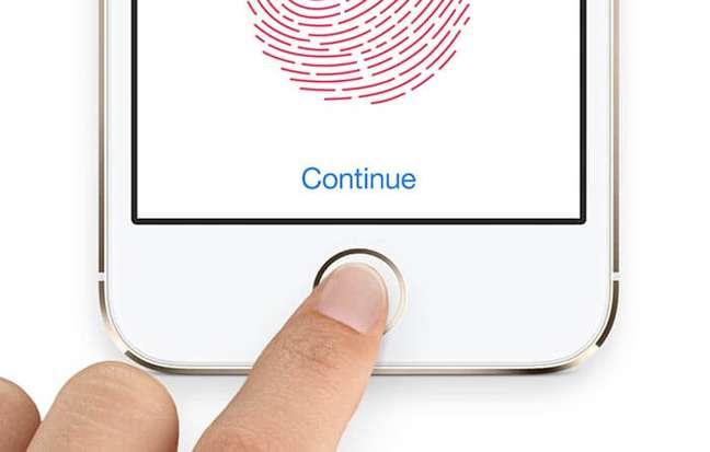 Touch ID da Apple