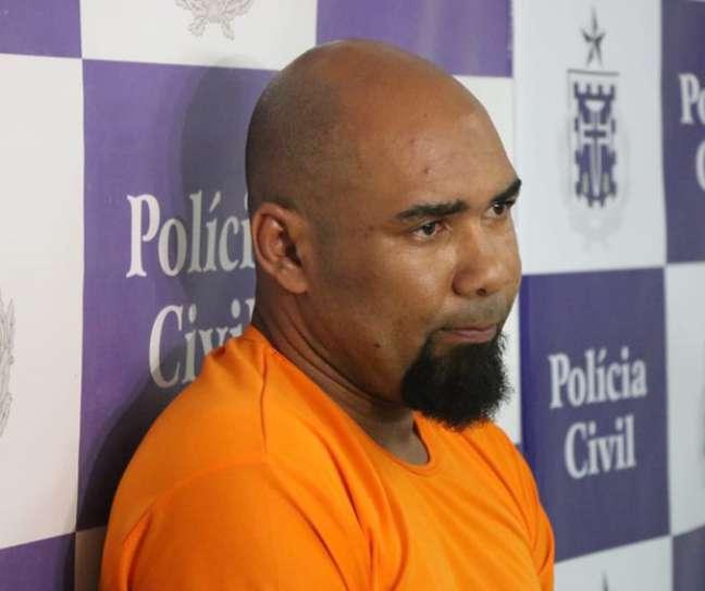 Paulo Sérgio Ferreira de Santana, 36 anos, se diz arrependido do crime