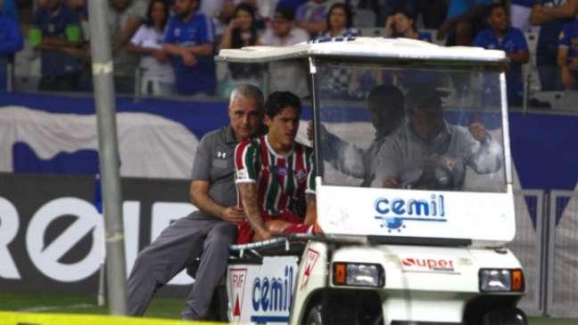 Pedro - Cruzeiro x Fluminense