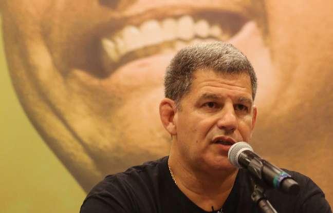 Gustavo Bebianno é presidente do PSL (7/10/2018 REUTERS/Sergio Moraes)