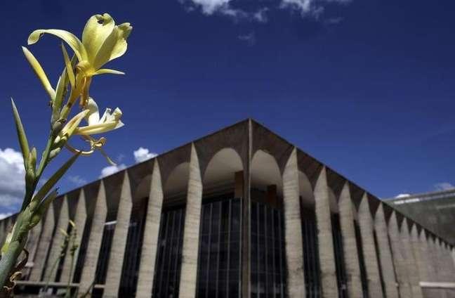 Palácio do Itamaraty em Brasília 17/04/2010 REUTERS/Ricardo Moraes