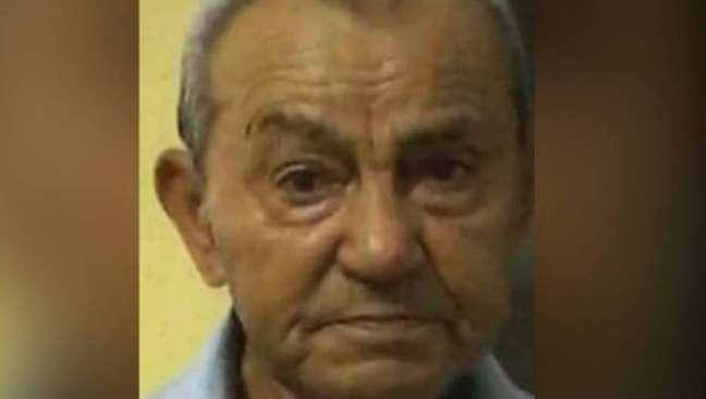 Corpo de Heleno Severo Alves, de 84 anos, quinta vítima fatal da tragédia da Catedral, está sendo velado em Indaiatuba, interior de São Paulo