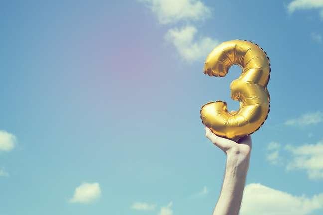 Numerologia: 2019 será regido pelo número 3