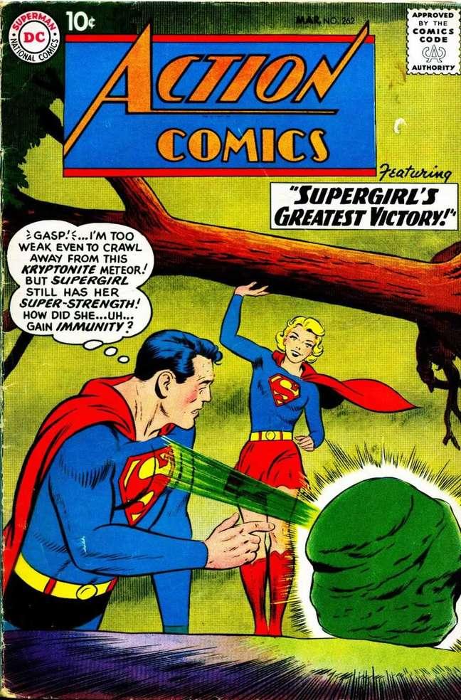 Kriptonita, o fictício mineral verde capaz de enfraquecer o Super-Homem, ganhou fama mundial