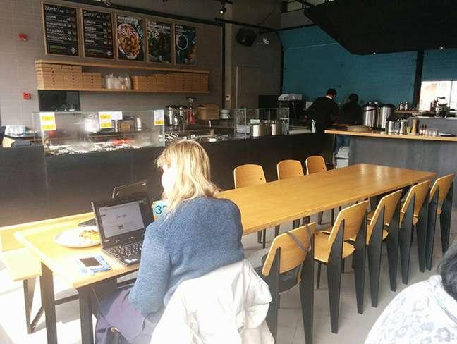 Wi-fi de cafeterias e restaurantes: use sempre uma VPN
