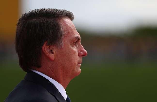 Presidente do Brasil, Jair Bolsonaro; Brasília, 01/01/2019. REUTERS/Pilar Olivares