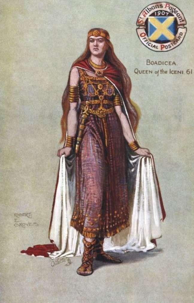 Os romanos não estavam acostumados com mulheres desobecedendo ordens