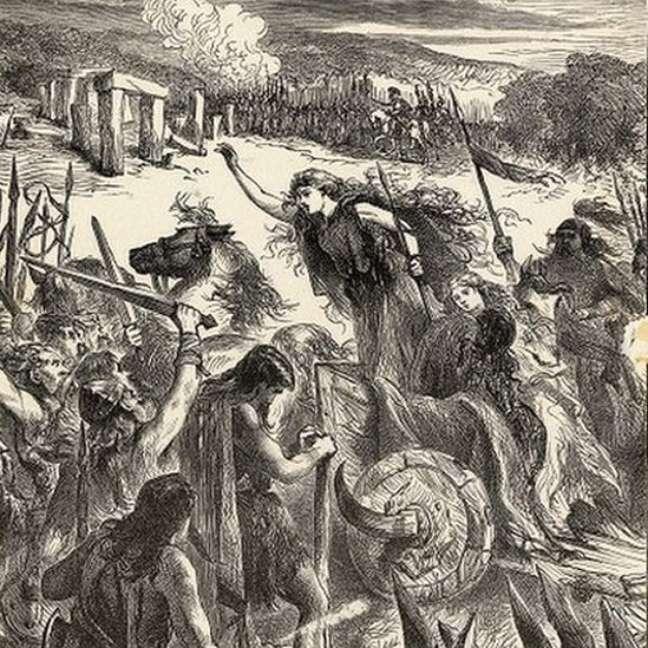 Fiel a seu nome, que significa vitória, Boudicca foi bem-sucedida nas primeiras batalhas