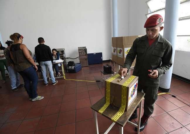 Estados Unidos, União Europeia e Grupo de Lima afirmam que as últimas eleições na Venezuela não seguiram as recomendações internacionais