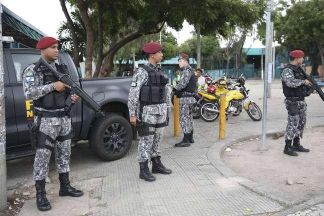 Força Nacional passa a atuar em Manaus a partir de hoje