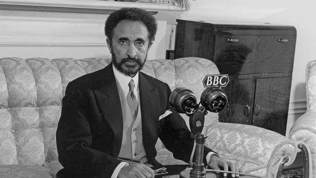 Haile Selassie foi o último imperador da Etiópia e seu reinado dividiu opiniões