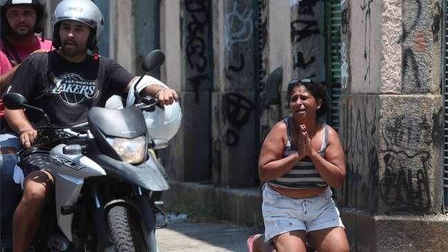 Operação policial no morro Fallet-Fogueteiro em fevereiro deixou 13 mortos