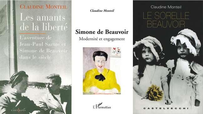 Claudine Monteil já escreveu alguns livros sobre o casal