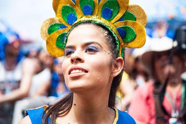 Inspire-se nas maquiagens das famosas para este Carnaval