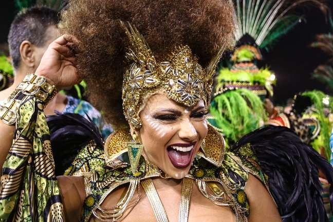 Mancha Verde é campeã do Carnaval de São Paulo pela primeira vez em sua história