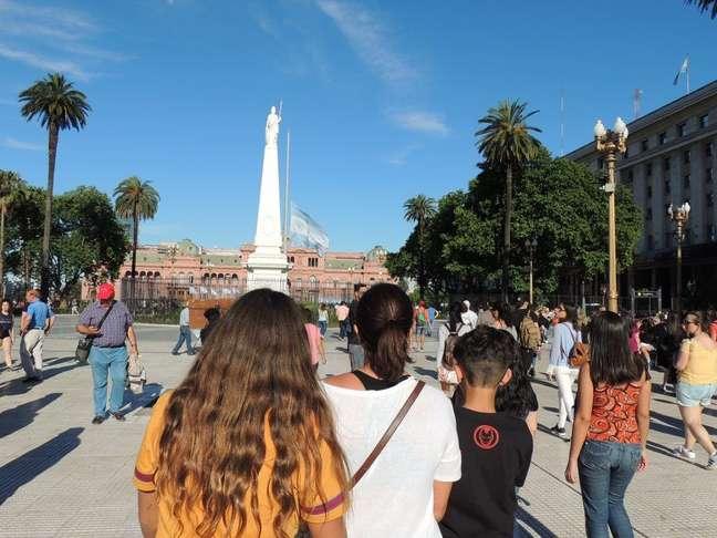 Free tour em Buenos Aires