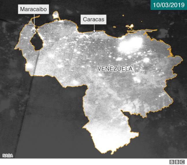 Foto de satélite 10 de março