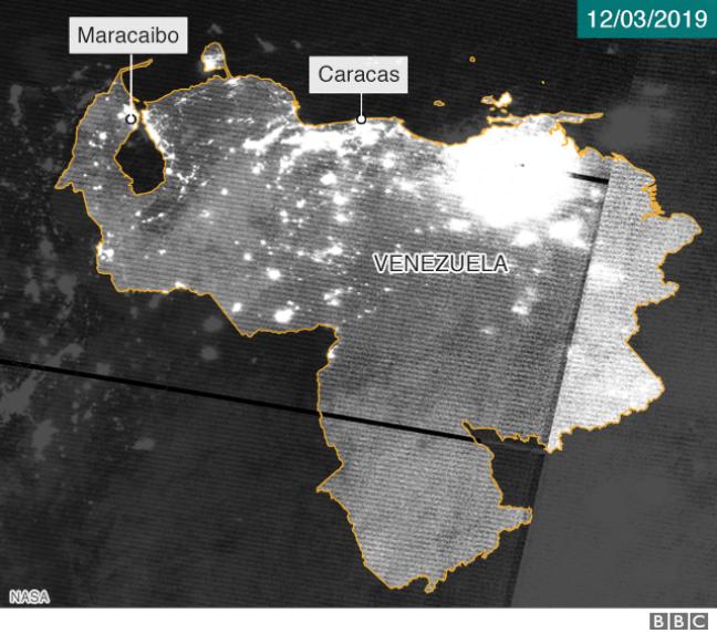 Foto de satélite 12 de março