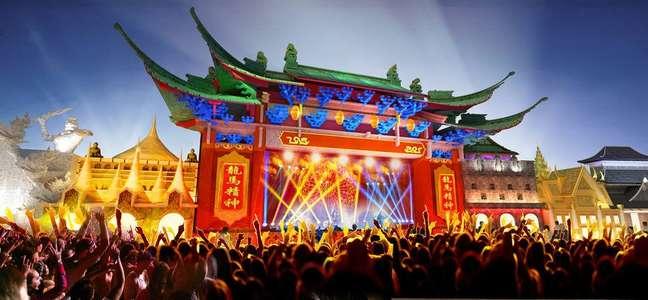 O continente asiático será homenageado na próxima edição do Rock in Rio na Rock Street