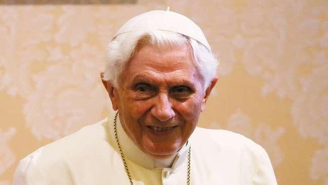 Bento XVI foi papa de 2005 a 2013