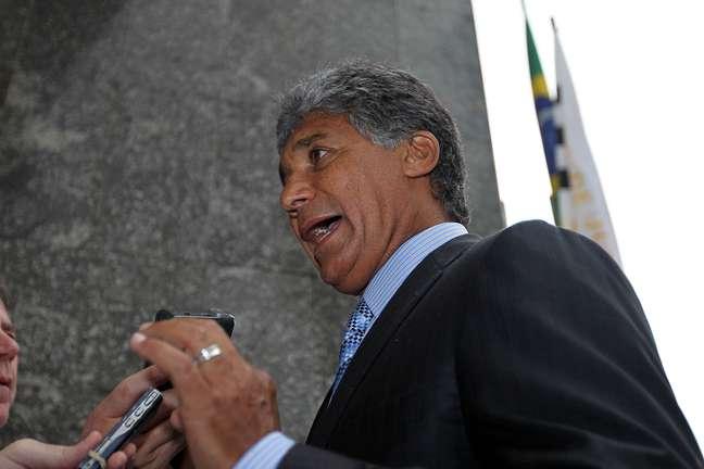 O ex-presidente da Dersa Paulo Vieira de Souza, o Paulo Preto, em 2011