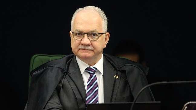 Relator de ação que pede a suspensão do inquérito, Fachin pode liberar o caso para julgamento no plenário, mas quem ter poder de decidir a pauta é o próprio Toffoli