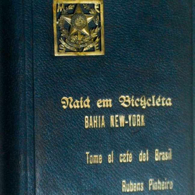 Caderno de viagem de Rubens
