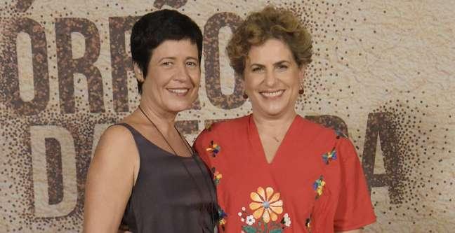 Thelma Guedes e Duca Rachid: duas novelas de sucesso ao mesmo tempo na Globo