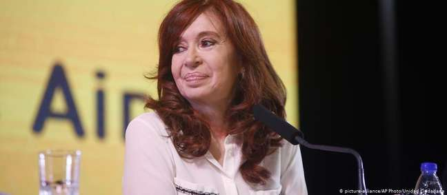 Hoje senadora, Cristina Kirchner foi presidente da Argentina entre 2007 e 2015