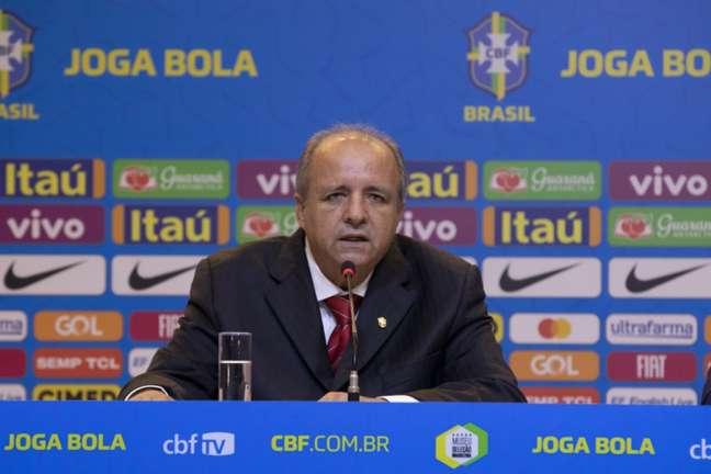 Seleção Brasileira estreia no dia 9 de junho na Copa do Mundo (Foto: Lucas Figueiredo/CBF)