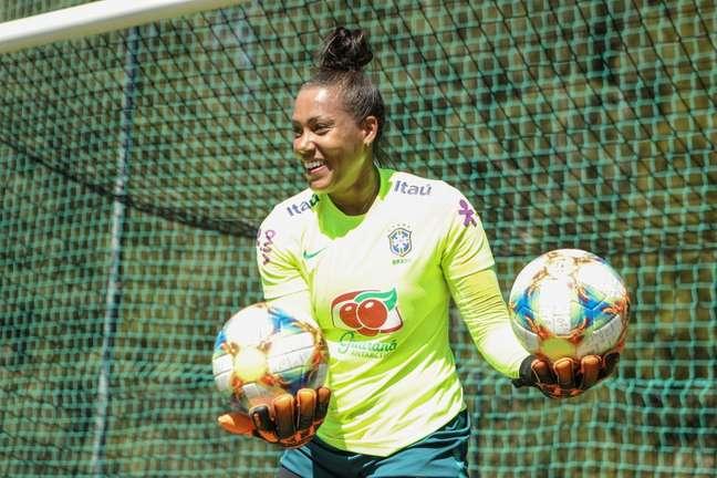Bárbara vai para a sua quarta Copa do Mundo