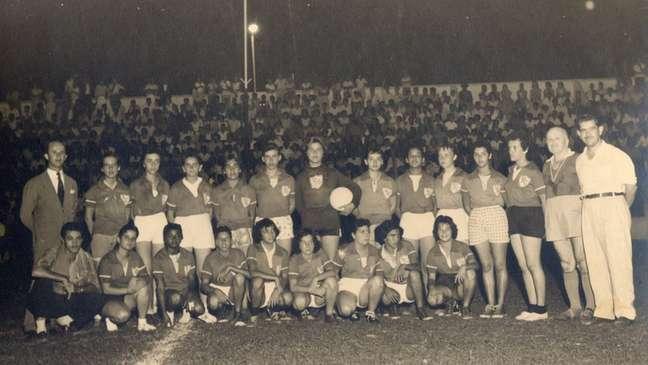 Decreto de 1941 determinava que 'às mulheres não se permitirá a prática de desportos incompatíveis com as condições de sua natureza'