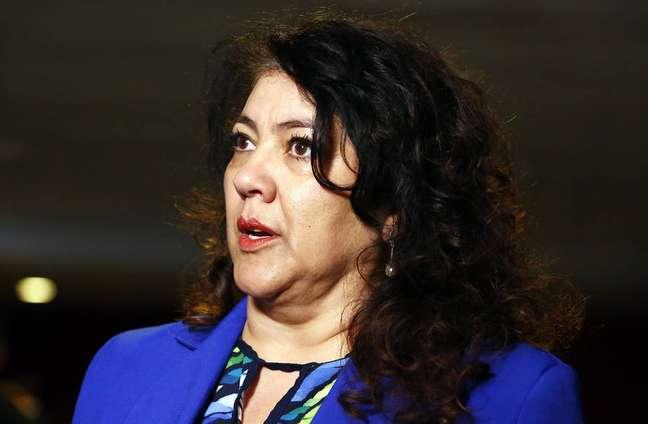 A deputada federal Christiane de Souza Yared
