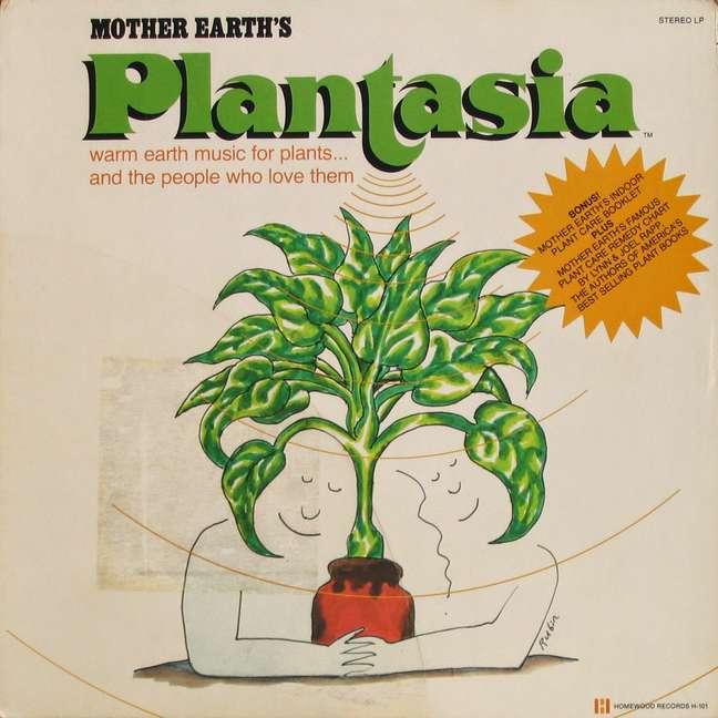 Plantasia, disco de 1976, ganha relançamento no dia 21 de junho.