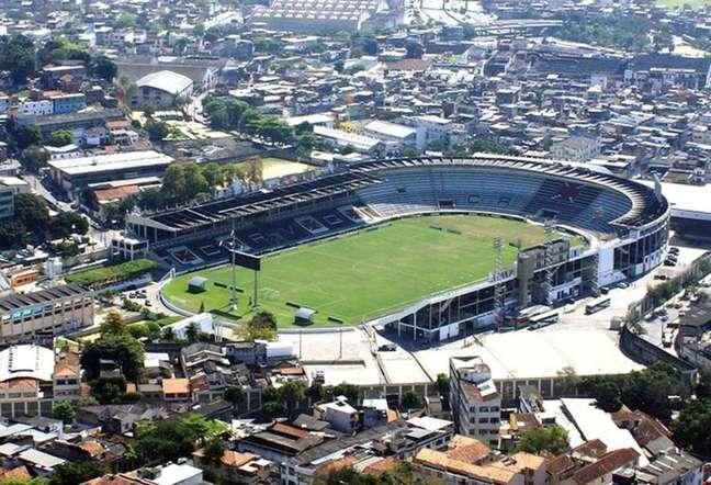 São Januário, estádio do Vasco, teve um jogo paralisado em 2019 por causa de gritos homofóbicos da torcida