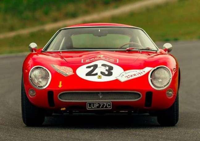 Ferrari 250 GTO é reconhecida como obra de arte por tribunal