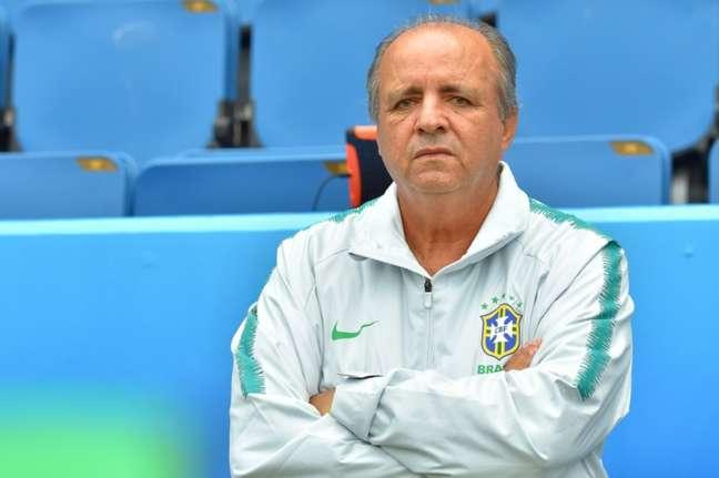 Vadão pediu calma com a renovação da Seleção Brasileira (Foto: LOIC VENANCE / AFP)