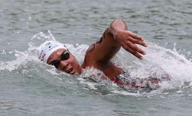 Ana Marcela Cunha, atleta brasileira