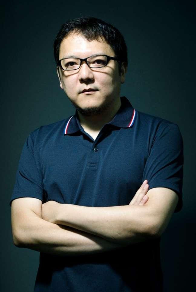 Hidetaka Miyazaki, diretor do recém-lançado Sekiro: Shadows Die Twice, da série Souls e de Bloodborn