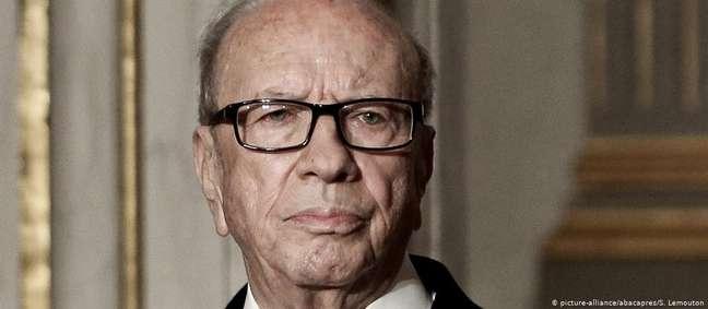 Beiji Caid Essebsi era o segundo chefe de Estado mais velho no mundo, depois da rainha Elizabeth