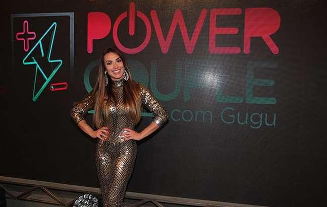 Nicole Bahls revela segredo para vencer o Power Couple