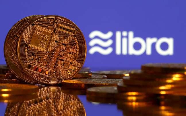 Libra, moeda virtual do Facebook  21/06/2019 REUTERS/Dado Ruvic