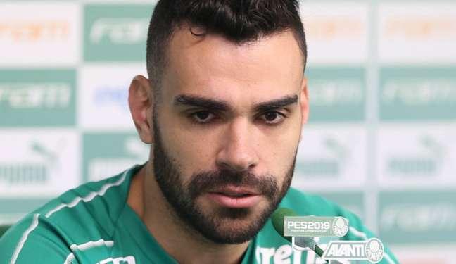 Meio-campista coloca o Palmeiras entre os cinco candidatos ao título brasileiro (Agência Palmeiras/Divulgação)