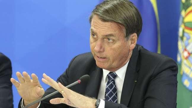 Bolsonaro criticou abertamente o instituto após divulgação de dados mensais de desmatamento