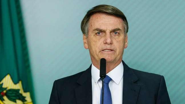 Bolsonaro acusou Galvão de estar a serviço de 'ONGs internacionais'