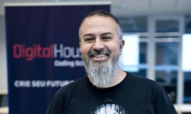 Edney Souza, diretor acadêmico da Digital House.