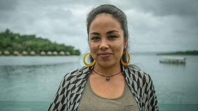 Yasmin Bjornum diz que existe uma ligação entre a falta de representação feminina no parlamento e a alta taxa de violência contra as mulheres