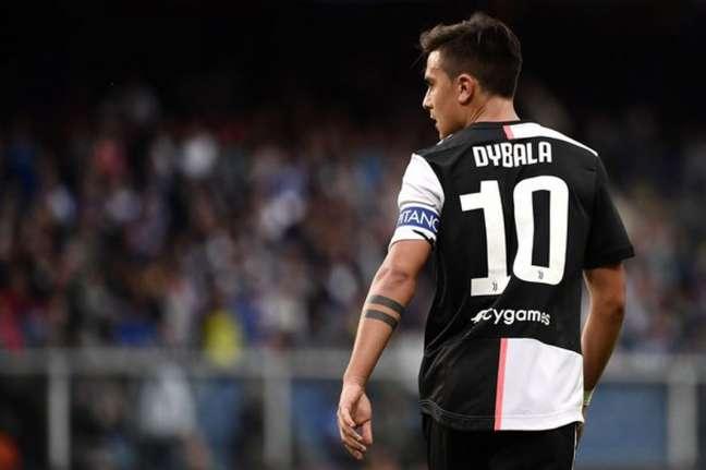 Dybala pode ser novo reforço do PSG em caso de saída de Neymar (Foto: AFP)